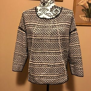 Madewell tidal wave sweater